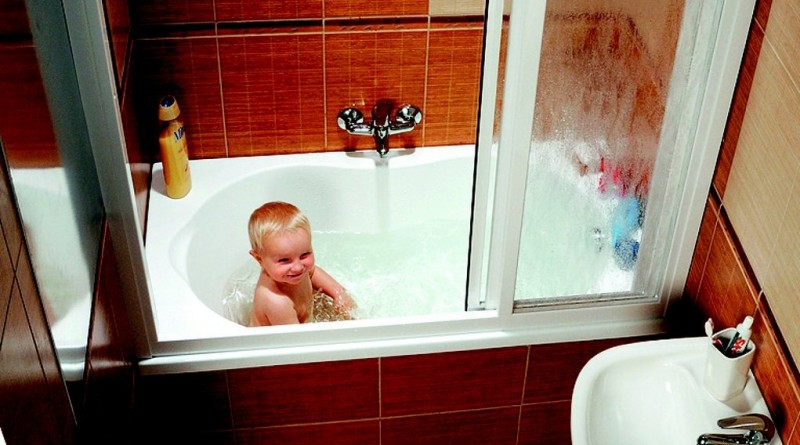 Маленькие ванные своими руками фото