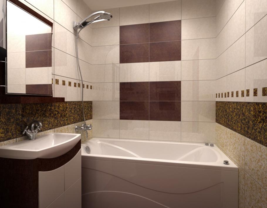 Интерьеры небольших ванных комнат фото
