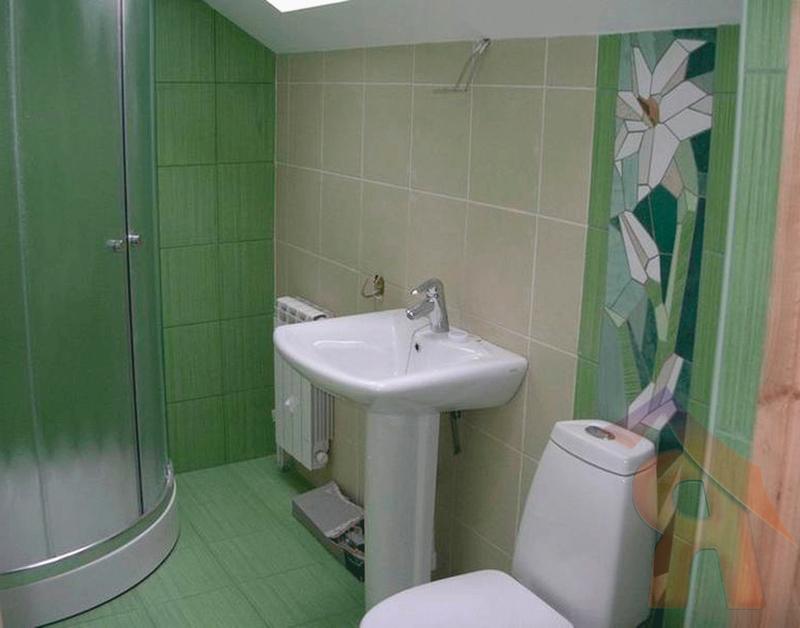 Ремонт в хрущевке ванная комната своими руками
