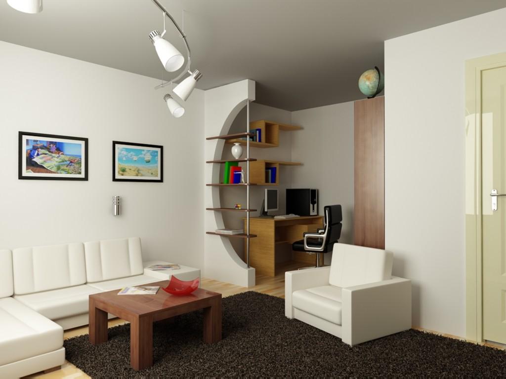 Ремонт своими руками в однокомнатной квартире фото