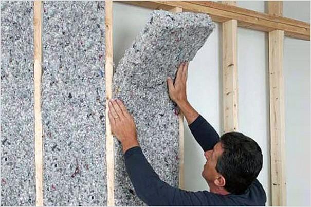 Шумоизоляция на стены своими руками