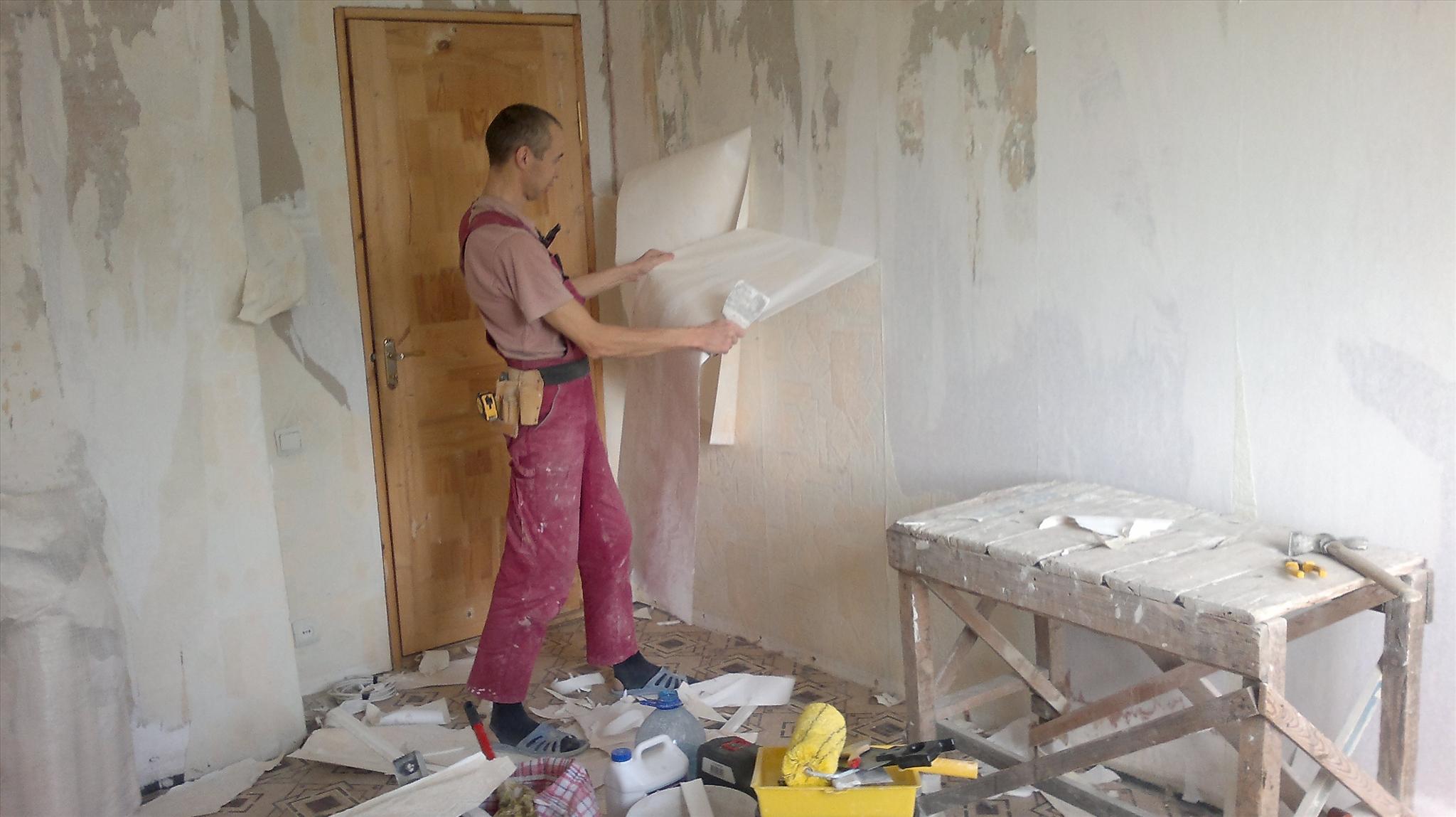 Как сделать быстро ремонт в квартире своими руками недорого и быстро фото