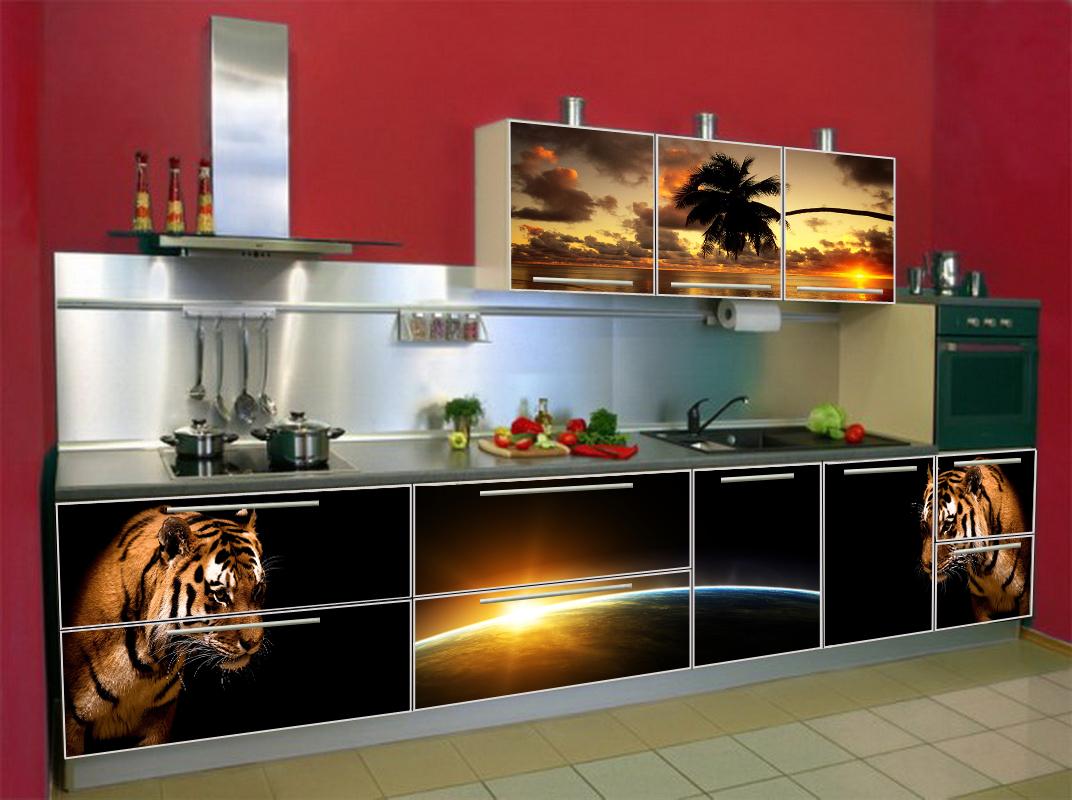Необычные кухни фото
