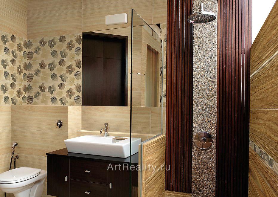 Новинки дизайна ванной комнаты фото