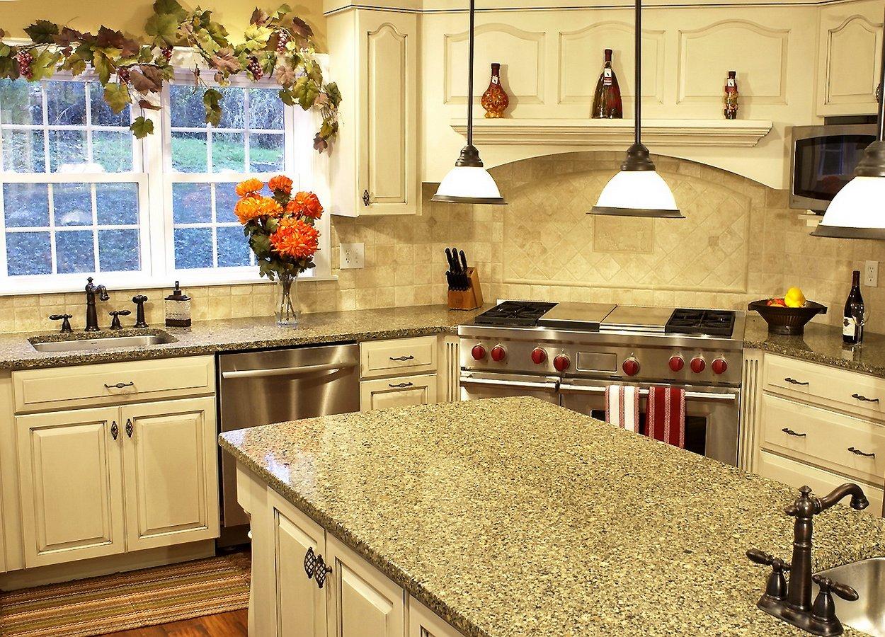 Как украсить кухню своими руками 11