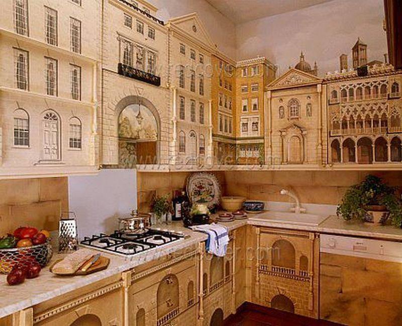 Своими руками фасад кухни