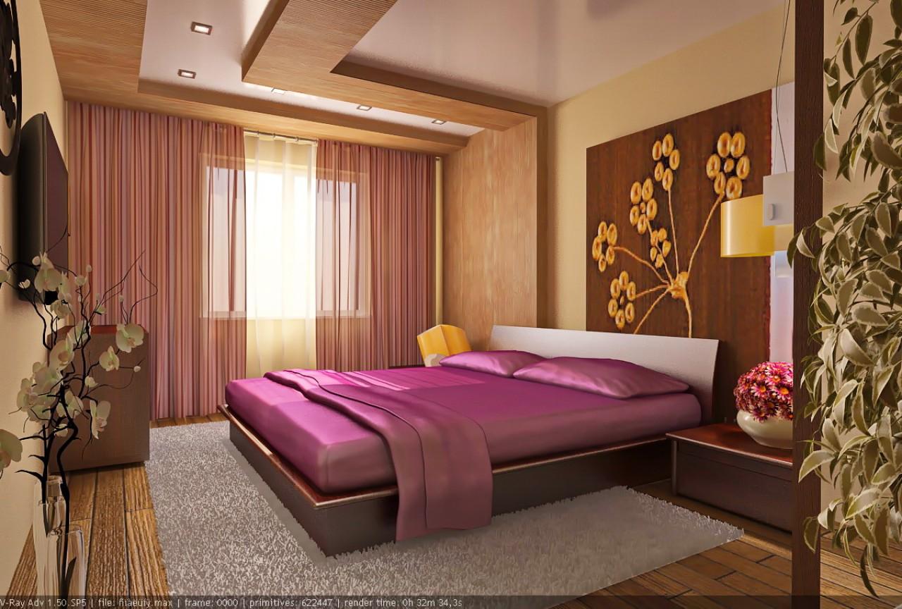 Спальня дизайн для пары