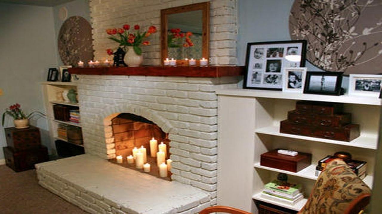 Как сделать камин в квартире своими руками