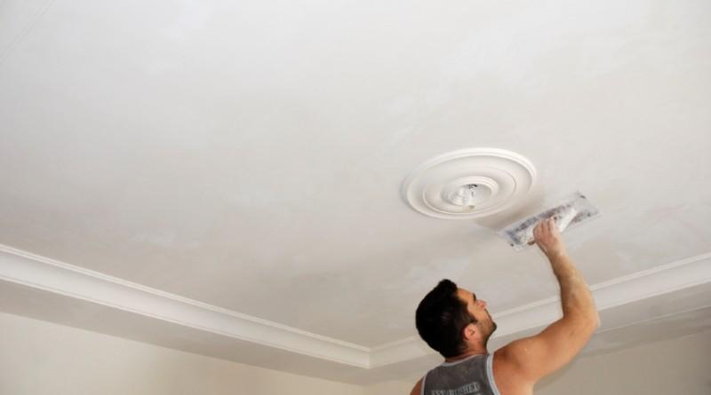 Ремонт стен потолка своими руками