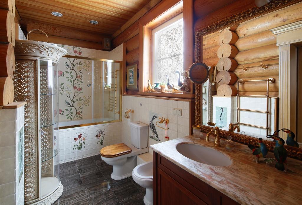 Интерьеры туалетных комнат фото