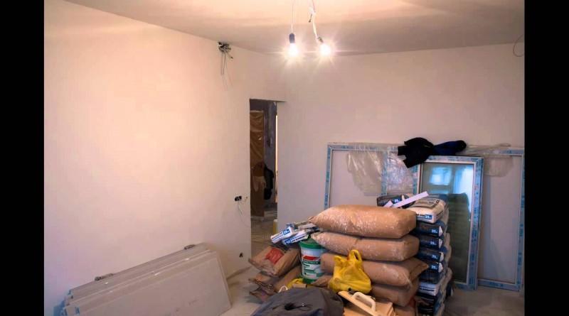 Как сделать ремонт в черновой квартир