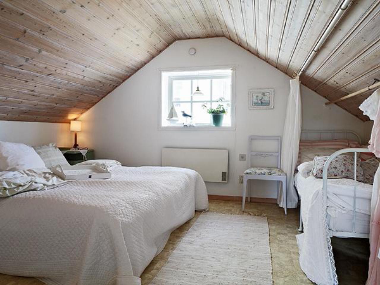 Дизайн спальни на даче фото