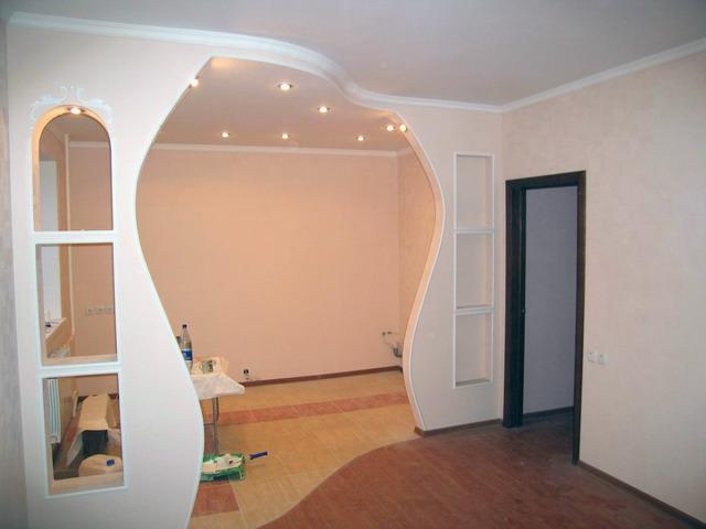 Как сделать арку своими руками в квартире