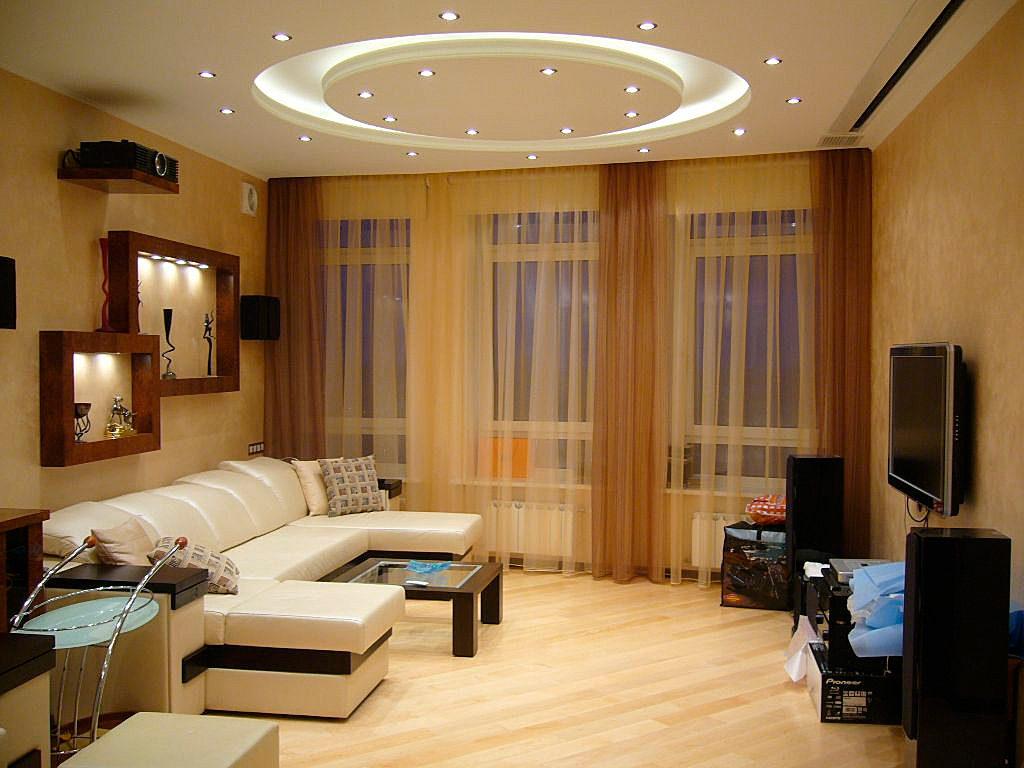 Идеи эконом ремонта зала
