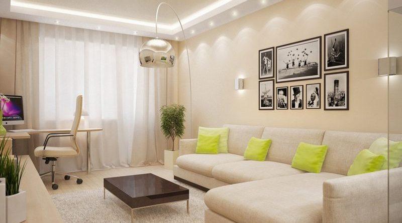 Дизайн однокомнатной квартиры в 30 квм новинки 2017