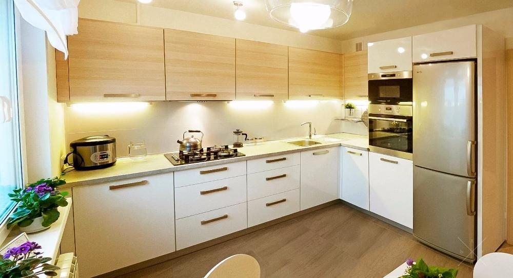 Дизайн кухни 10 кв м новинки 2017 угловой