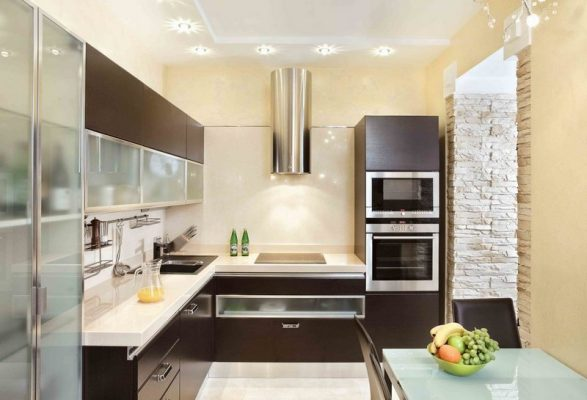 кухня 12 кв метров идеи для кухни интерьеры фото