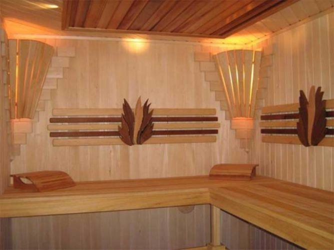 дизайн бани с комнатой отдыха внутри фото