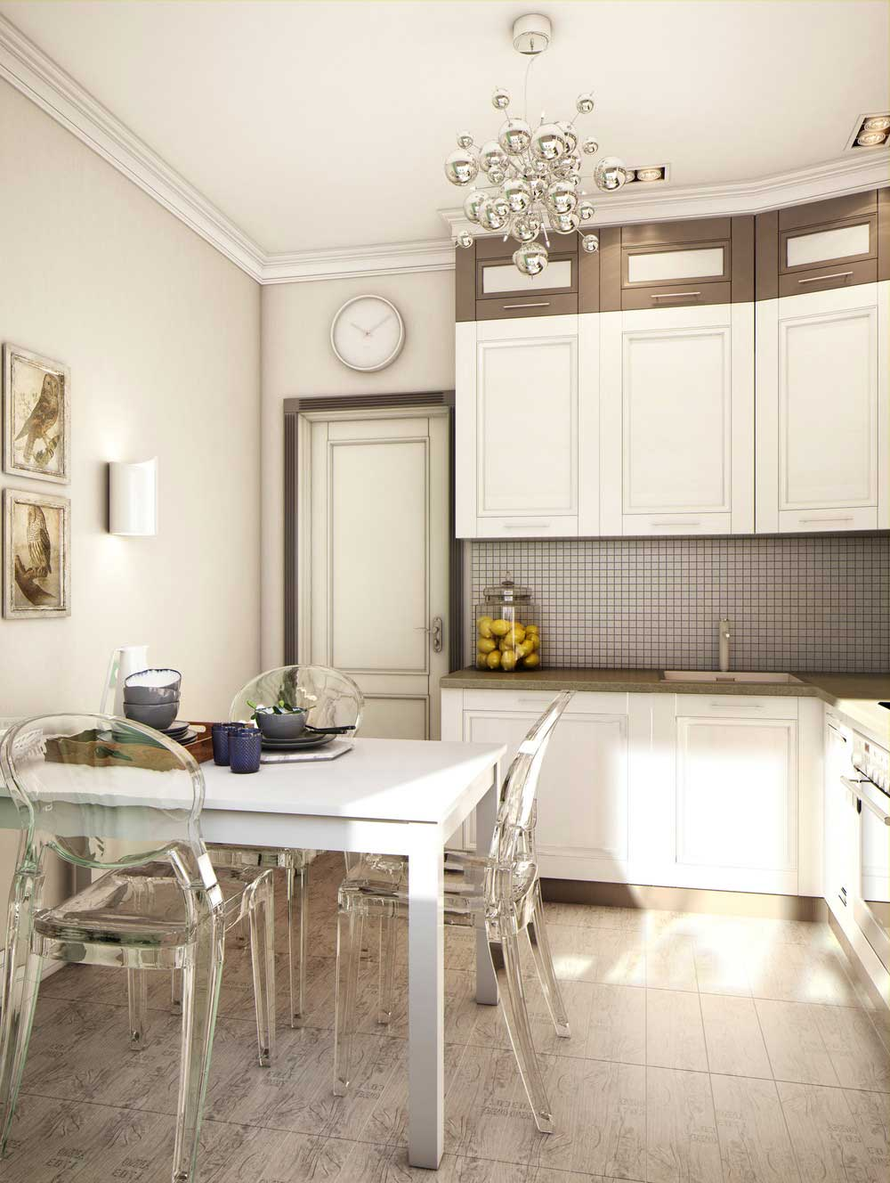 Купить 2-комнатную квартиру по адресу c Ромашково, пр-д