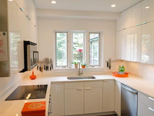 Дизайн кухни 9 кв м фото новинки 2017 с окном