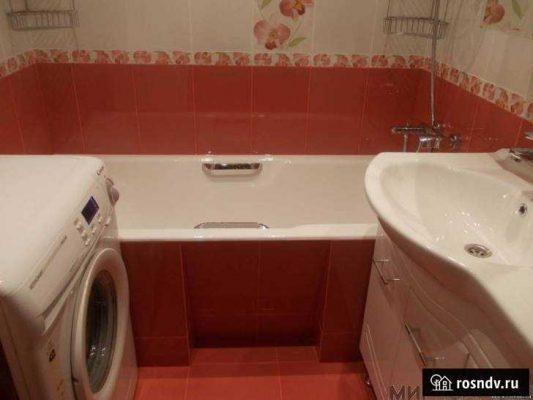 Дизайн ванной комнаты 3 кв м: фото без унитаза