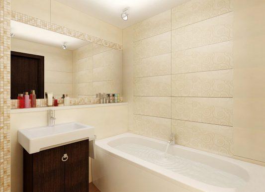 дизайн ванны 3 кв м фото без туалета