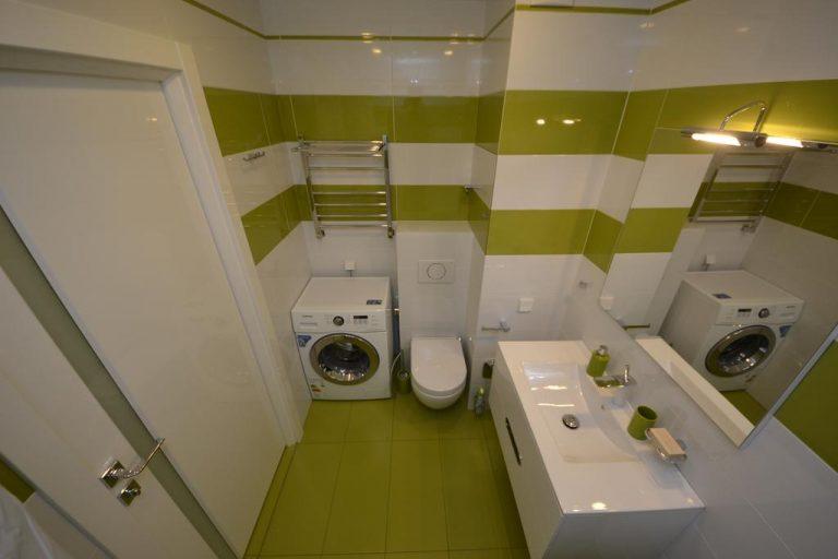 Ванна дизайн 4 кв м со стиральной машиной