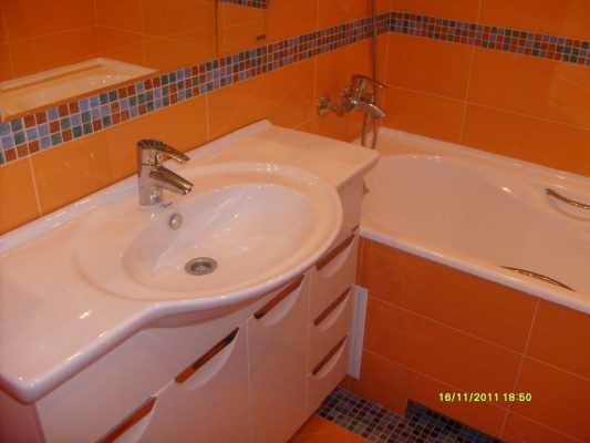 дизайн ванной комнаты фото 3 кв м без унитаза фото