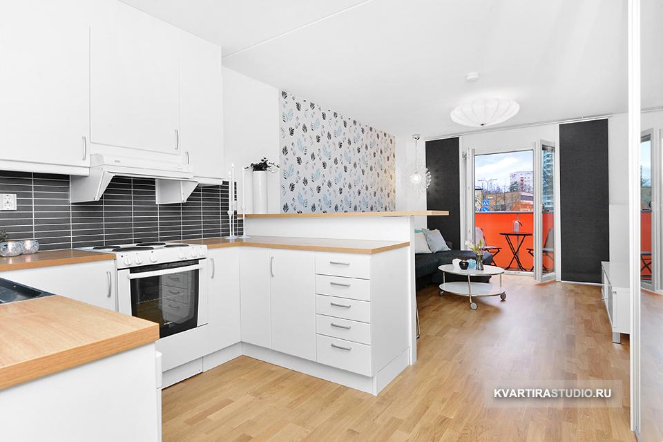 Дизайн квартиры студии 30 кв м с одним окном