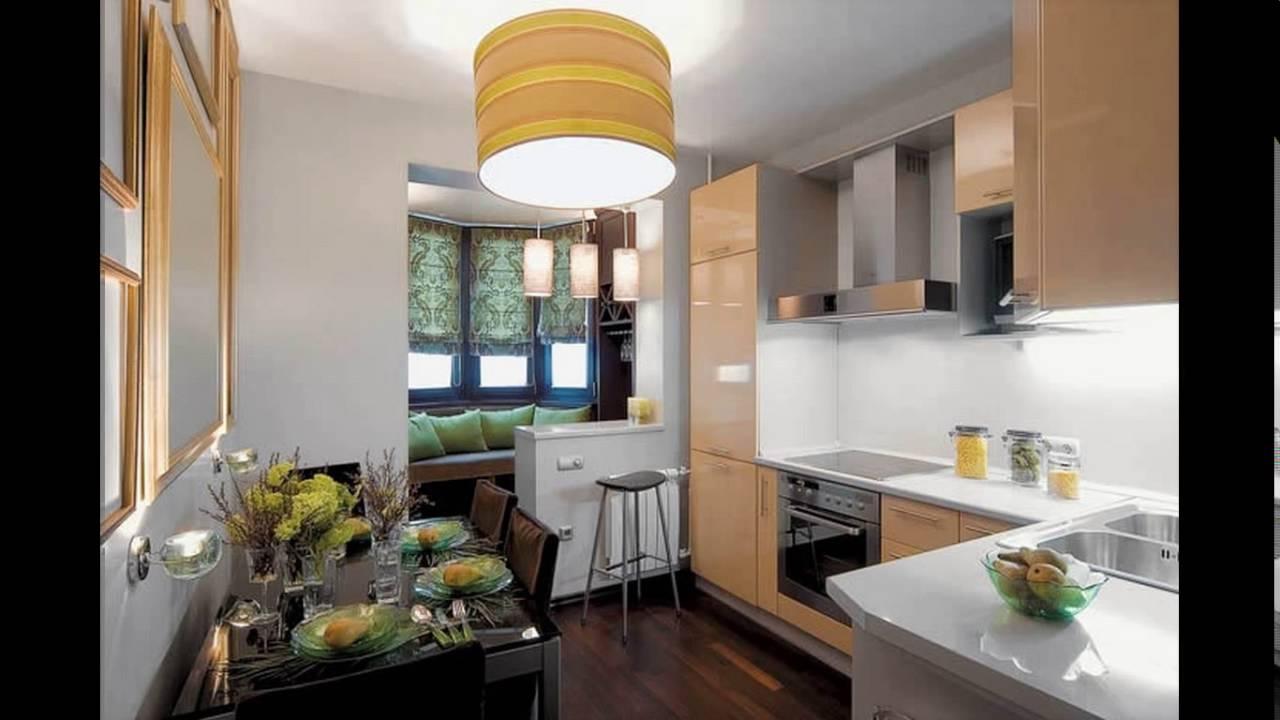 Интерьер кухни современный фото с балконом.