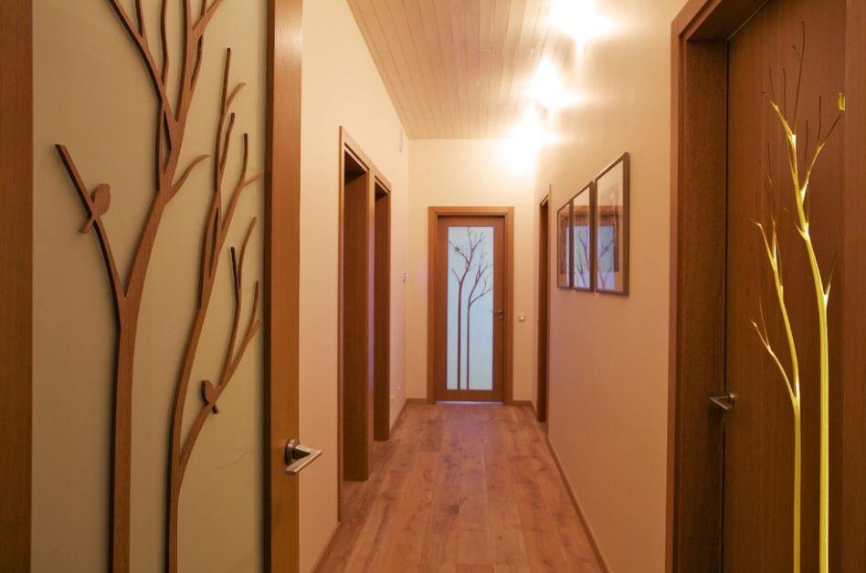 Как красивым сделать коридор