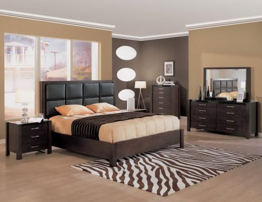 Цвет мебели венге: фото
