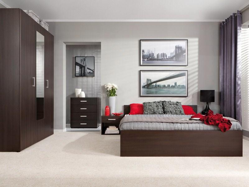 Мебель цвета венге: фото с идеями для дизайна интерьера