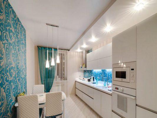 Кухня 10 м2 планировка и дизайн фото