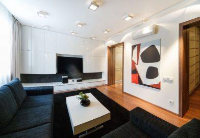 Ремонт зала 18 кв м в квартире фото