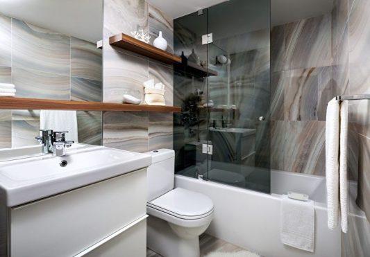 Ванная комната дизайн фото 4 кв м санузел совмещенный
