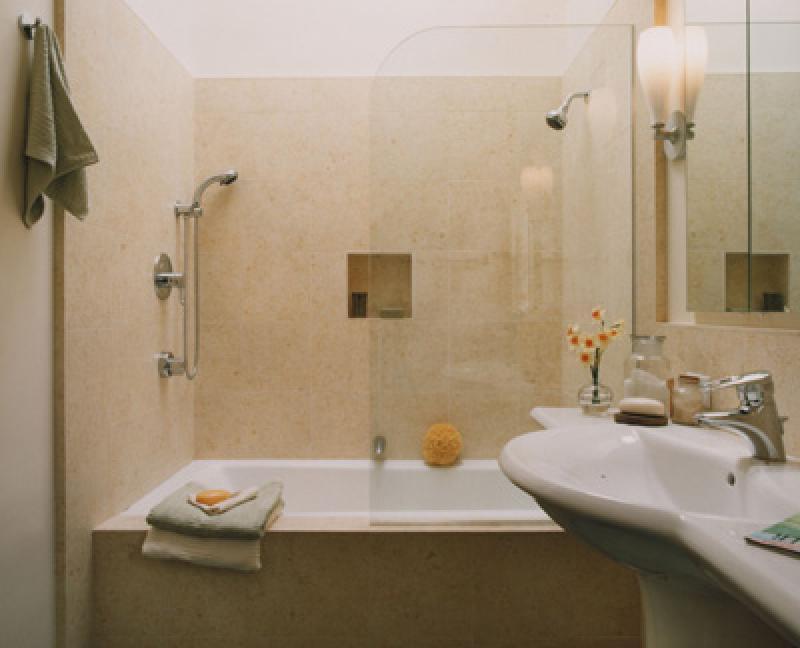 Ремонт в ванной комнате хрущевки своими руками