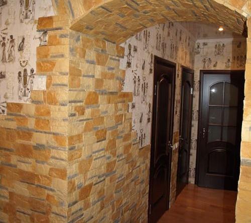 Оформление арки в квартире фото,советы,идеи