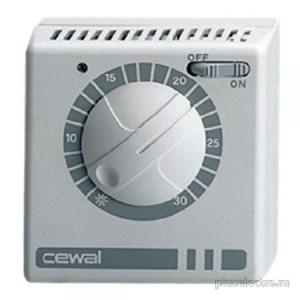 Механический комнатный термостат Cewal RQ30