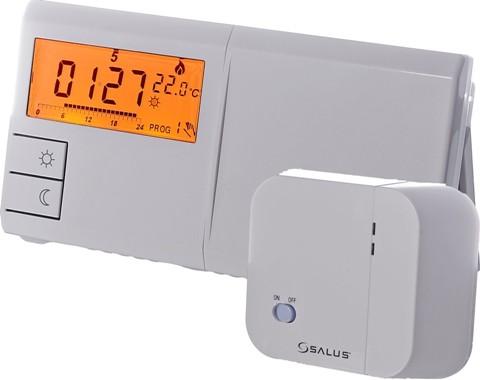 Беспроводной комнатный термостат Salus 091 FLRF