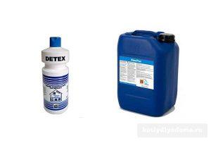 Жидкость для промывки Detex