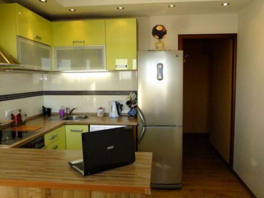 кухня 9 м2 планировка и дизайн фото