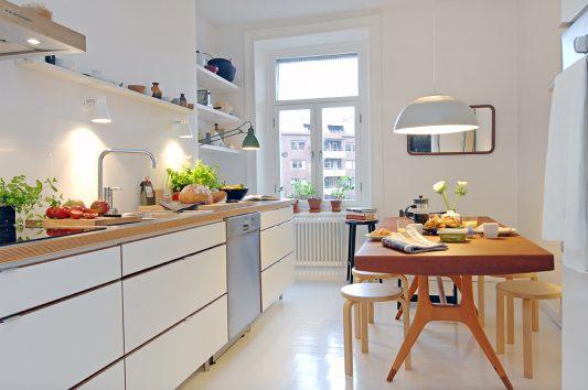 дизайн кухни фото 9 кв метров фото в современном стиле