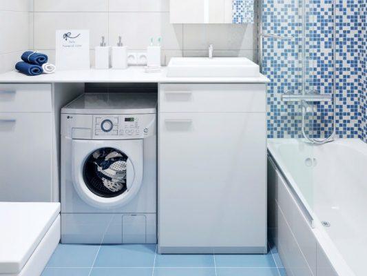 дизайн совмещенного санузла 4 кв м фото со стиральной машиной