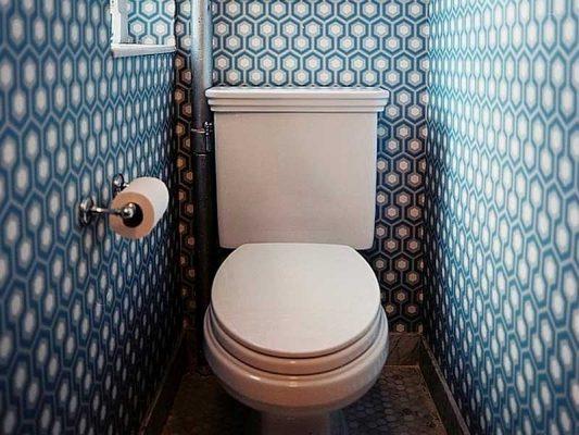 Дизайн туалет 1 кв м