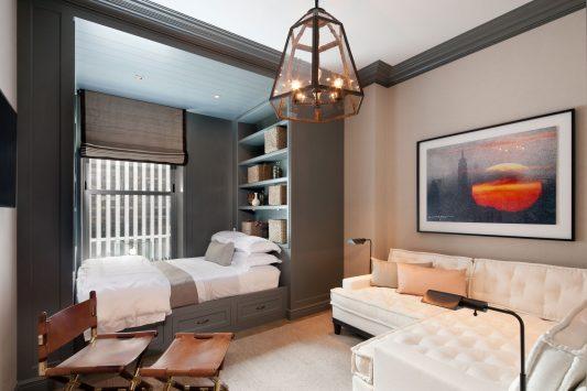 Дизайн однокомнатной квартиры 30 кв м в современном стиле: фото