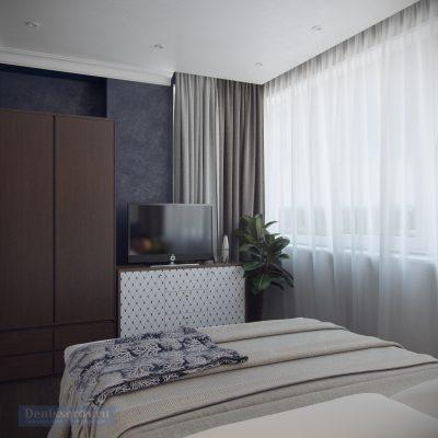Эскизы спальни