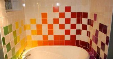 Кафель в ванной комнате бюджетный вариант: дизайн фото