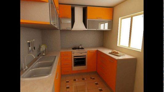 Кухня 6 кв.м: фото
