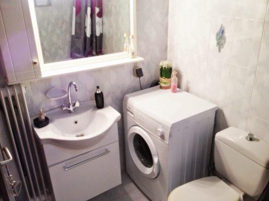 Ванная комната дизайн фото 4 кв м со стиральной машиной и туалетом